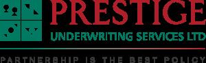 Prestige logo Colour Strap line